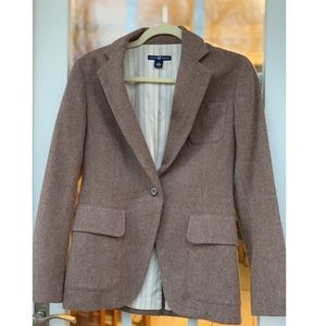 Gap wool blazer